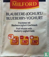 Blaubeere-Joghurt/Blueberry-Yoghurt