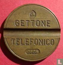 Gettone Telefonico 7805 (CMM)