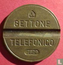 Gettone Telefonico 7809 (CMM)