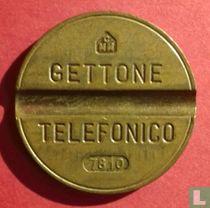 Gettone Telefonico 7810 (CMM)