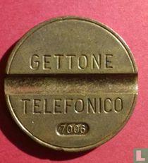 Gettone Telefonico 7006
