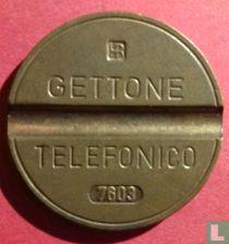 Gettone Telefonico 7603 (IPM)