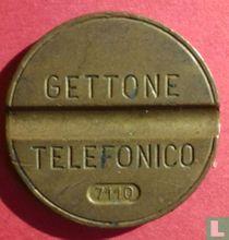 Gettone Telefonico 7110
