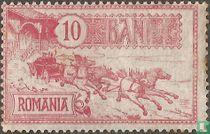Oude postkoets