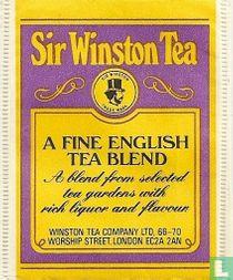 A Fine English Tea Blend