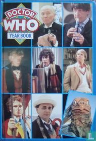 Doctor Who Year Book [1992]