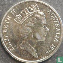 Australië 10 cents 1996