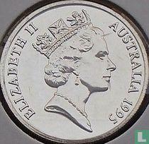 Australië 10 cents 1995