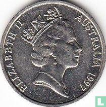 Australië 10 cents 1997