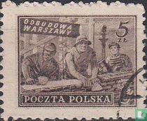 Wiederaufbau von Warschau, Polen
