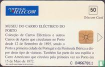 Museu do carro eléctrico do Porto