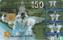 Expo '98 – Homen De Fogo