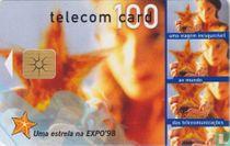 Expo '98 - Mulher De Fogo