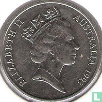 Australië 10 cents 1993