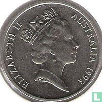 Australië 10 cents 1992