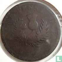 Nova Scotia 1 penny 1832