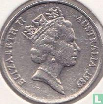 Australië 10 cents 1989