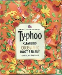 Cleansing Organic Root Remedy