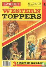 Western Toppers Omnibus 1