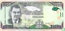 Jamaica 100 dollar 2018