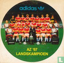 AZ '67 Landskampioen