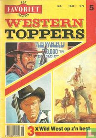 Western Toppers Omnibus 5