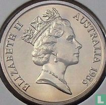 Australië 10 cents 1986