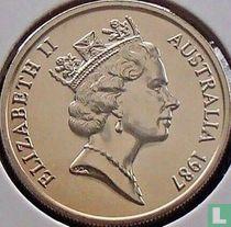 Australië 10 cents 1987