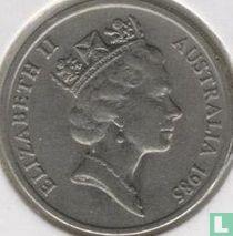 Australië 10 cents 1985