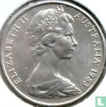 Australië 10 cents 1983