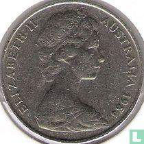 Australië 10 cents 1984