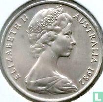 Australië 10 cents 1982
