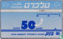 Telecarte 50 units