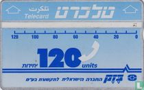Telecard 120 units
