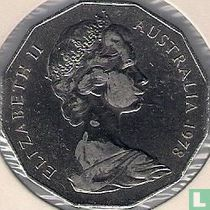 Australia 50 cents 1978