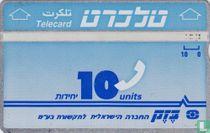 Telecard 10 units