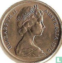 Australië 10 cents 1976