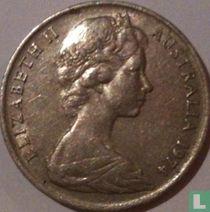 Australië 10 cents 1974