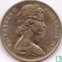 Australië 10 cents 1971
