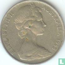 Australië 10 cents 1968