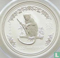 "Australië 1 dollar 2004 ""Year of the Monkey"""