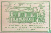 "Café Restaurant ""Spoorzicht"""