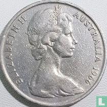 Australië 20 cents 1966