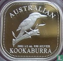"""Australia 50 cents 2002 (PROOF) """"Australian Kookaburra"""""""