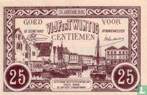 Lier vijfentwintig centiemen 1918