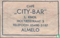 """Café """"City Bar"""""""