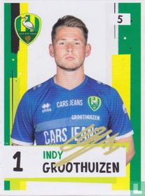 Indy Groothuizen
