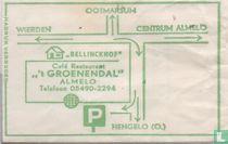 "Café Restaurant "" 't Groenendal"""
