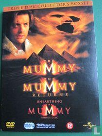 The Mummy & The Mummy Returns + unearthing the mummy
