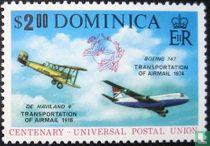 Postvervoer per vliegtuig